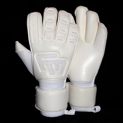 Rękawice Football Masters White Clima Contact Grip RF